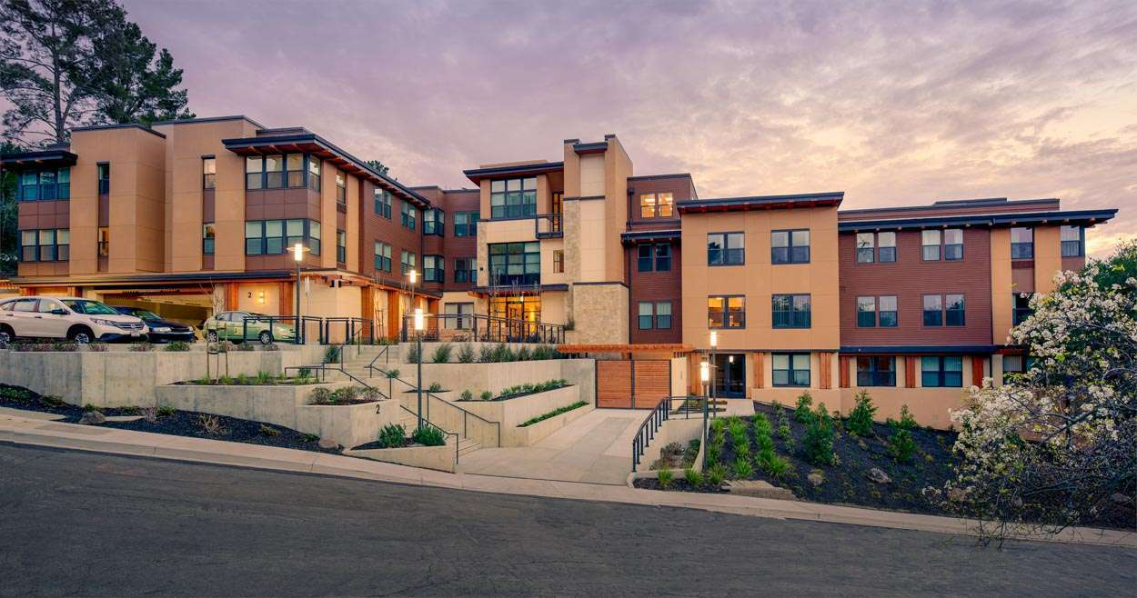 When Dahlin Group And Eden Housing Hired Me To Photograph Monteverde Senior  Housing In Orinda, I Was Presented With These Challenges.