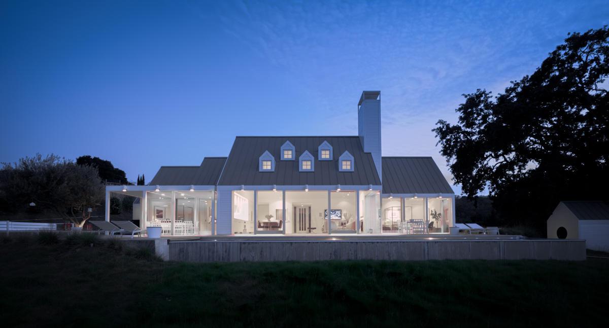 Previous Hugh Newell Jacobsen Architect Birdhouse Napa CA