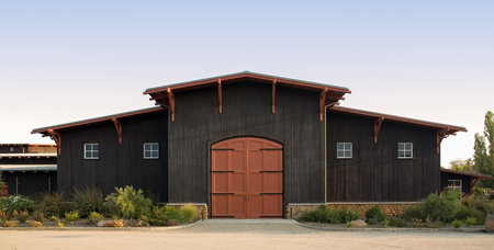Montevina Winery, Robert Moore Architecture, Amador CA