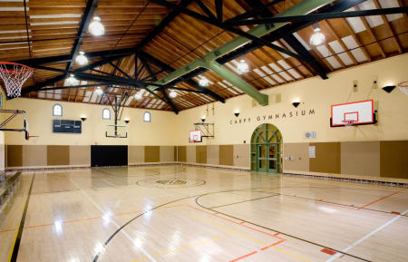 Robert Moore Architects, Boys & Girls Club, St. Helena, CA